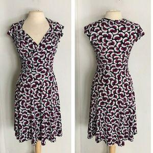 Dresses & Skirts - StitchFix Leota Emma knit print dress